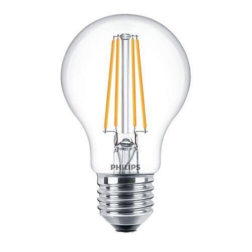 żarówka światła led classic ledbulb 7-60w e27 ww a60 clear e27 marki Philips