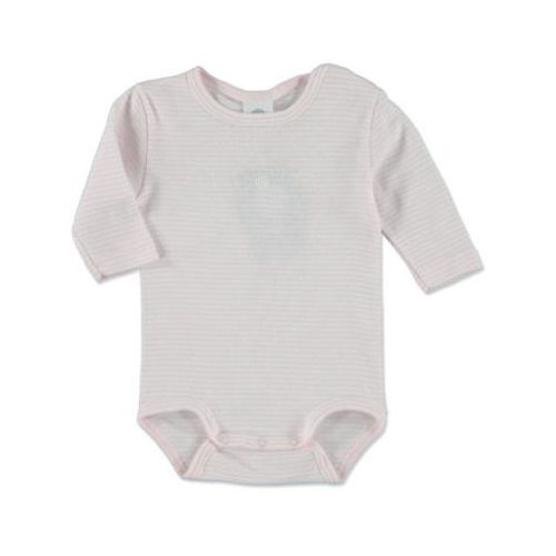 Sanetta girls baby body dziecięce kolor różowy (4005193986519)