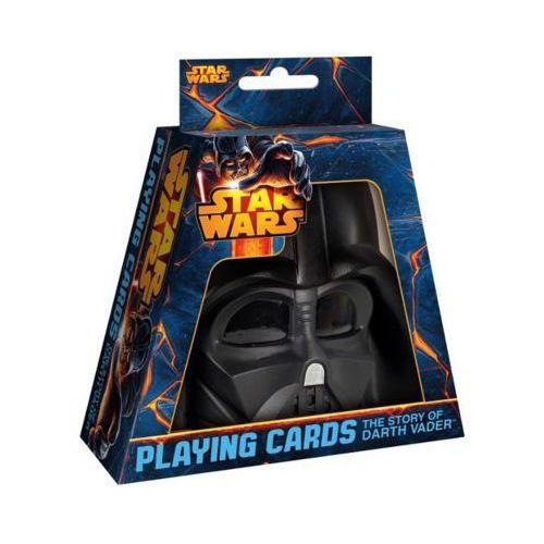 CARTAMUNDI SW Story of Darth Vader Helmet - produkt z kategorii- Gry karciane