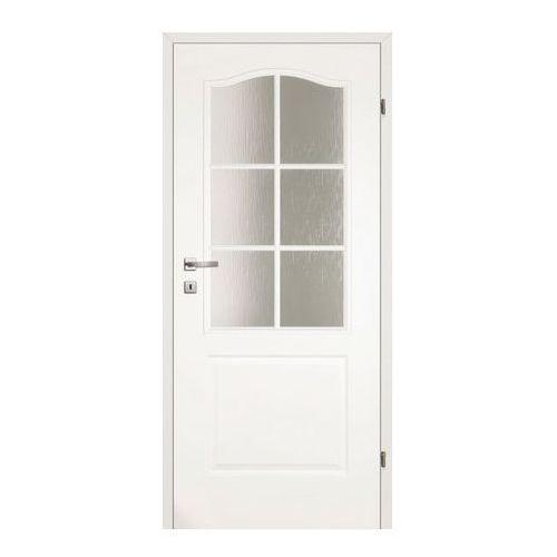 Drzwi pokojowe Classen Classic 70 prawe biały lakier, 365010507