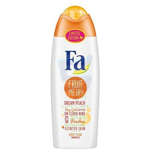 Fa Fruit Me Up ! Dream Peach Żel pod prysznic 250ml