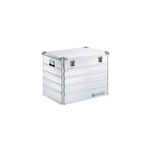 Aluminiowa skrzynka transportowa,poj. 239 l, dł. x szer. x wys. wewn. 750 x 550 x 580 mm