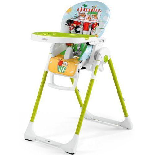 PEG-PEREGO Krzesełko do karmienia Prima Pappa Zero3 Gelato