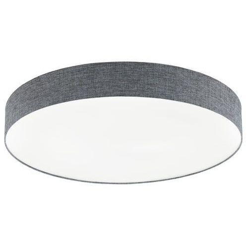 Plafon Eglo Romao 97784 oprawa sufitowa 1x60W LED 5800lm 3000-5000K lniany szary / biały, kolor Biały