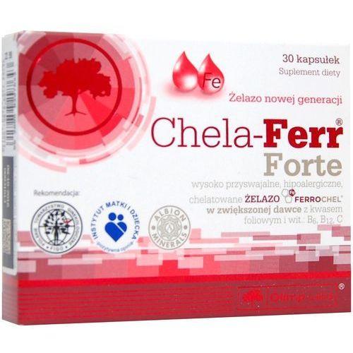 Chela-Ferr forte kaps. x 30/Olimp - sprawdź w wybranym sklepie