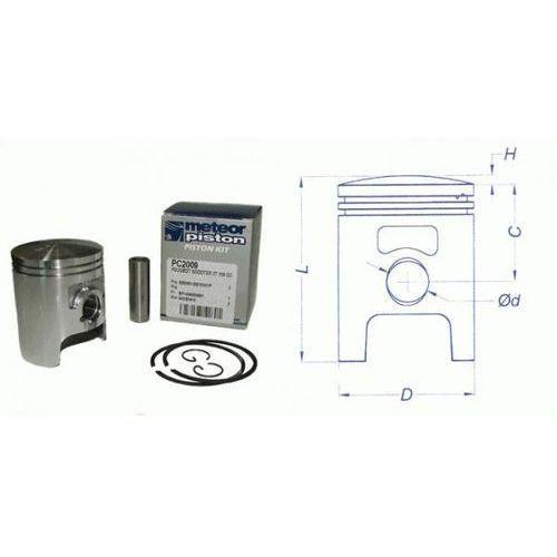PEUGEOT ELYSEO - SPEEDFIGHT - TREKKER 100CC (50,60) PC2009000