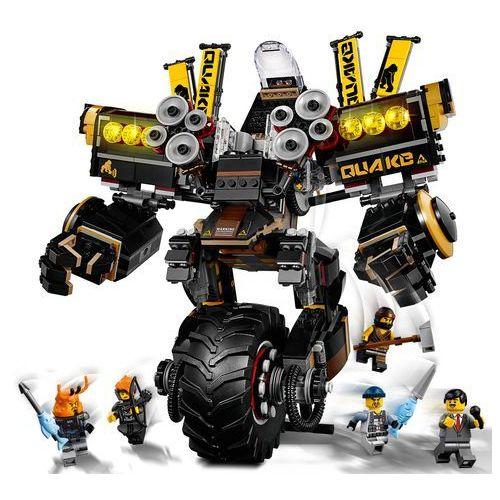 LEGO NINJAGO 70632 MECH WSTRZĄSU