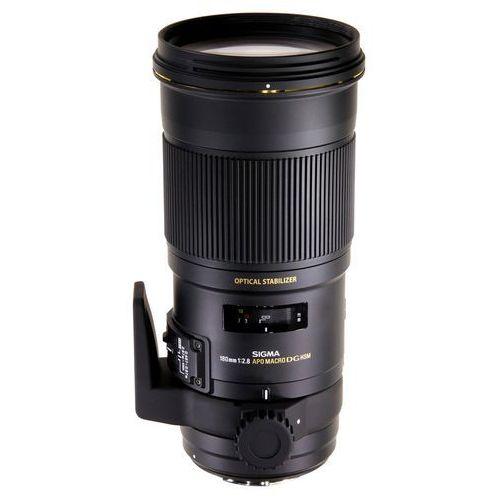 Sigma 180 mm f/2.8 apo macro ex dg os hsm nikon - produkt w magazynie - szybka wysyłka!