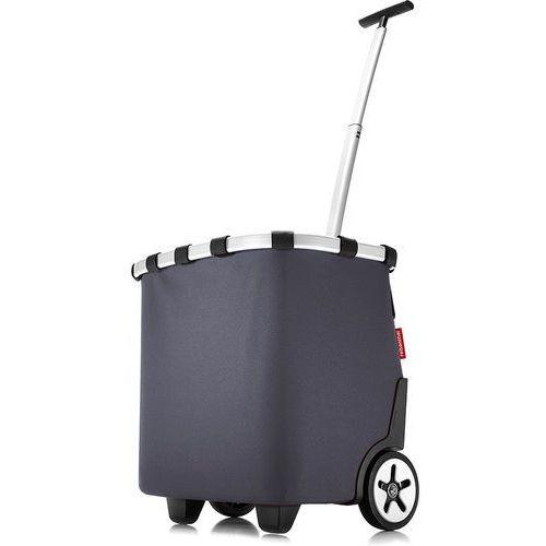 Wózek na zakupy  carrycruiser grafitowy marki Reisenthel