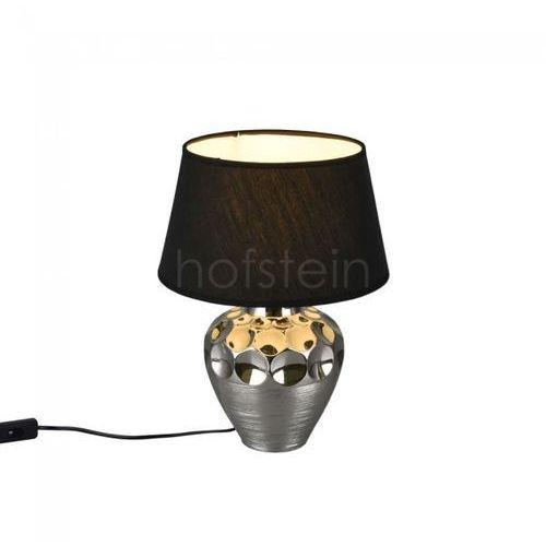 Lampa stołowa Reality LUANDA Srebrny, 1-punktowy - Dworek - Obszar wewnętrzny - LUANDA - Czas dostawy: od 3-6 dni roboczych, R50791089