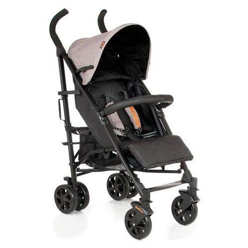 Baninni Wózek dziecięcy Charisma, czarny i kakaowy brąz, BNST012-CC (5420038785086)