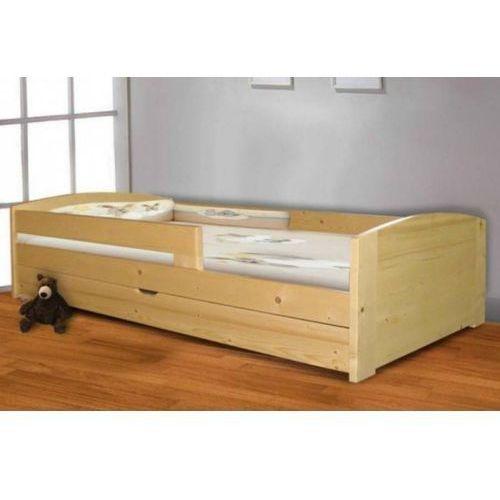 łóżko dziecięce klaudia z szufladą 80 x 180 od producenta Frankhauer