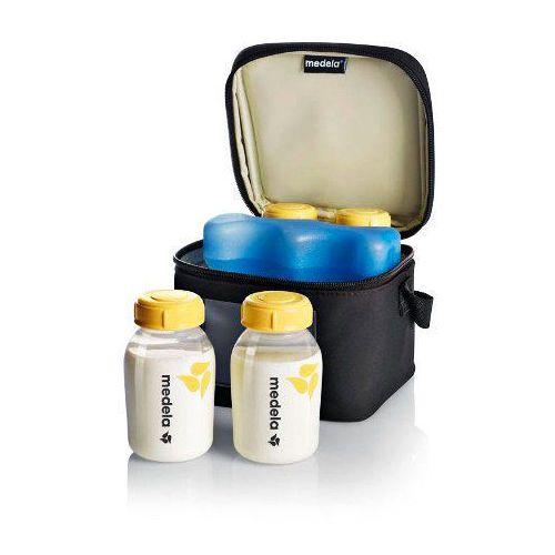 Torba Chłodząca Medela® | Chłodziarka +Wkład +Butelki (7612367017145)