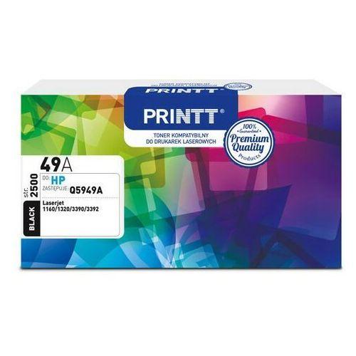 Ntt system Toner printt do hp nth49b (q5949a) czarny 2500 str.