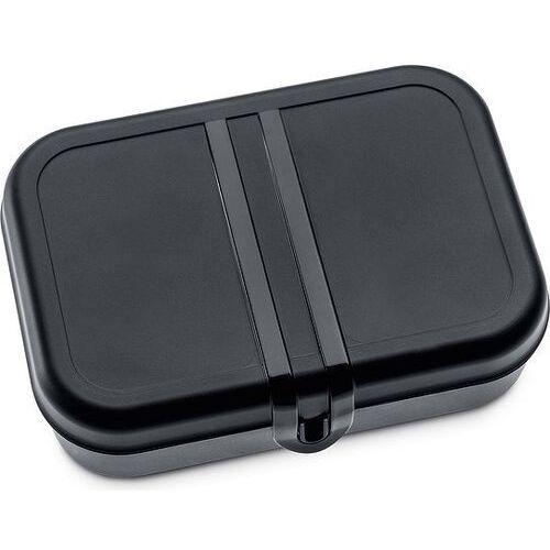 Koziol Pudełko na lunch pascal l czarne