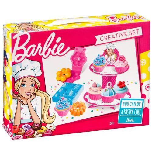 Masa plastyczna z paterą Barbie RP (5902012748077)