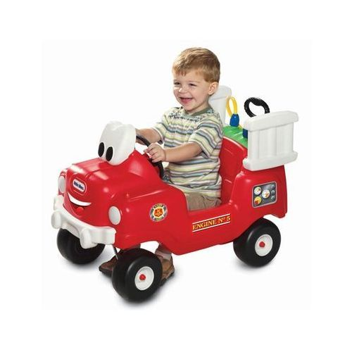 straż pożar naopłata za transport: 1 marki Little tikes