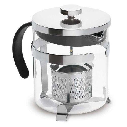 Giannini Zaparzacz do herbaty srebrny (1000 ml) (8014568096384)