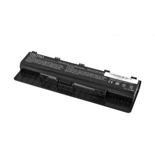 Mitsu Akumulator / nowa bateria do laptopa asus n46, n56, n76