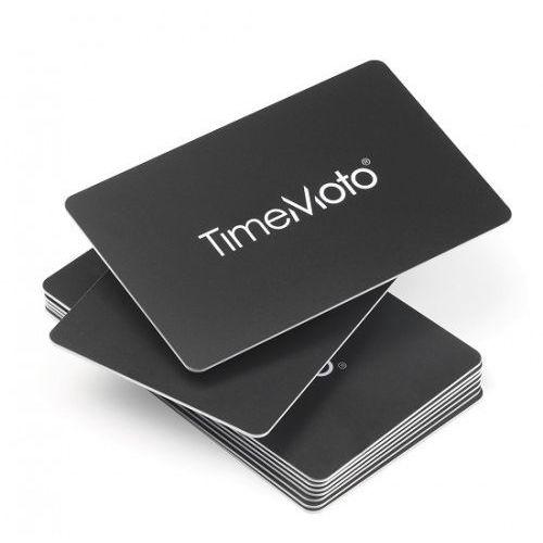 Dedykowane karty rfid timemoto rf-100 (25 sztuk) marki Safescan