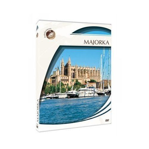 DVD Podróże Marzeń Majorka