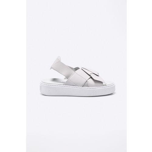 Puma - sandały platform sandallea wn's