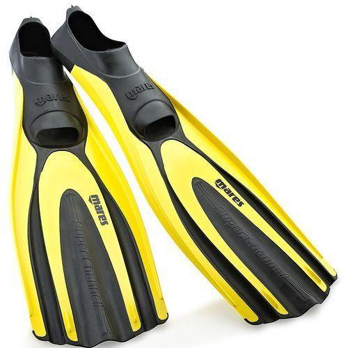 Płetwy avanti superchannel ff (rozmiar 42/43) żółty + darmowy transport! marki Mares