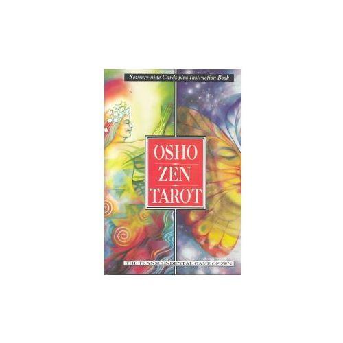 Osho Zen Tarot, książka z kategorii Literatura obcojęzyczna
