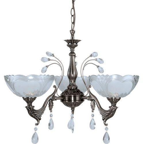 Lampa wisząca SPOTLIGHT Wien 5091311 Patyna + DARMOWY TRANSPORT! + Zamów z DOSTAWĄ JUTRO! - produkt z kategorii- Lampy wiszące