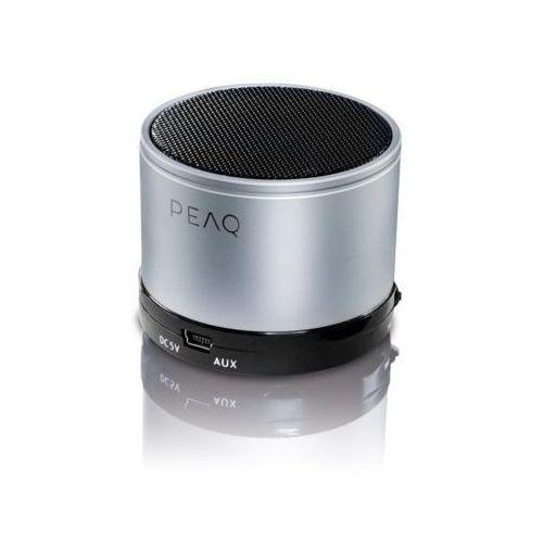 Głośnik przenośny PEAQ PPA11BT-SL