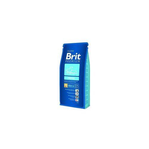 Brit premium puppies sucha karma dla szczeniąt 3 kg (8594031449492)