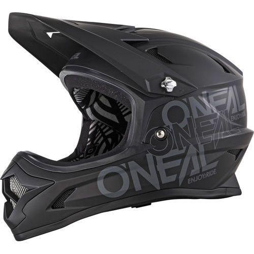 Oneal backflip rl2 evo kask rowerowy czarny l | 51-52cm 2019 kaski rowerowe (4046068501000)