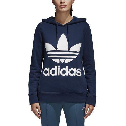 Bluza z kapturem trefoil ce2410 marki Adidas
