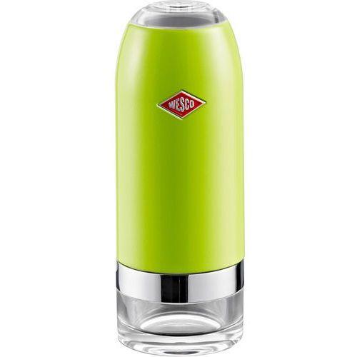 Młynek do soli lub pieprzu zielony Wesco mechanizm ceramiczny CrushGrind (322774-20), 322774-20