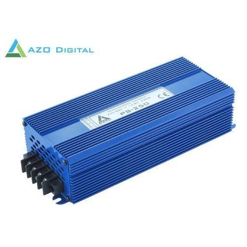 Przetwornica napięcia 30÷80 vdc / 24 vdc ps-250-24v 250w izolacja galwaniczna marki Azo digital