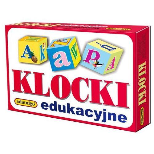 ADAMIGO Klocki Edukacyjne 12 EL. (3679)
