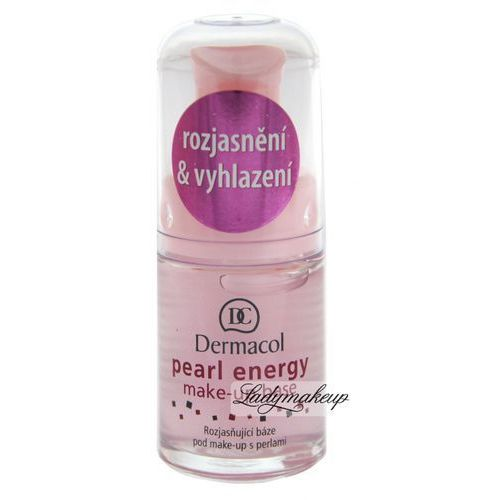 pearl energy makeup base 15ml w baza pod podkład marki Dermacol