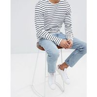 Weekday Vacant Cropped Spring Blue Jeans - Blue, jeansy