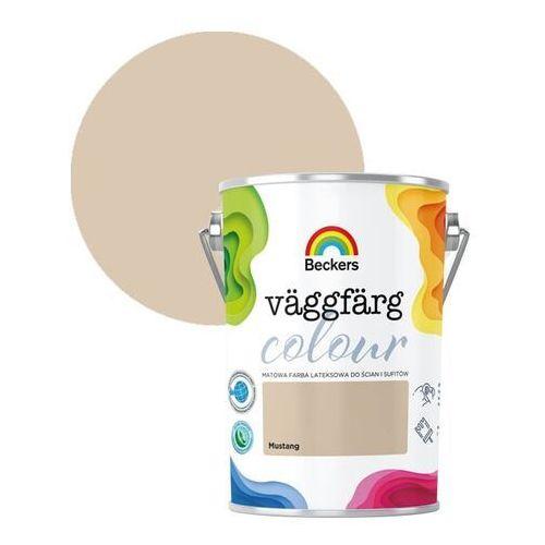 Farba lateksowa Beckers Vaggfarg Colour mustang 5 l, 8448829005