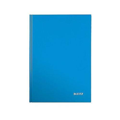 Leitz Brulion w kratkę a5 80k. wow, niebieski 46281036