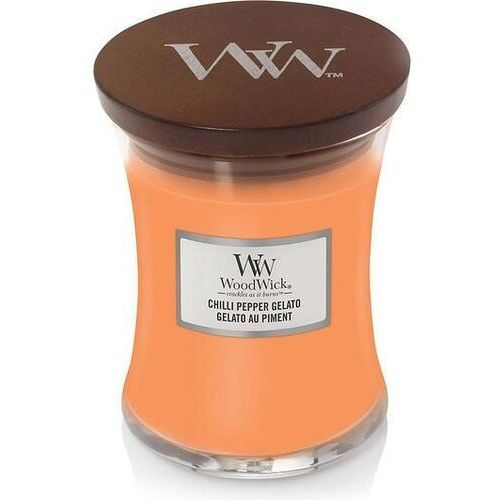 Świeca core woodwick chilli pepper gelato średnia (5038581113593)