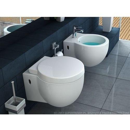 Zoja Muszla wc otto +bidet +deska