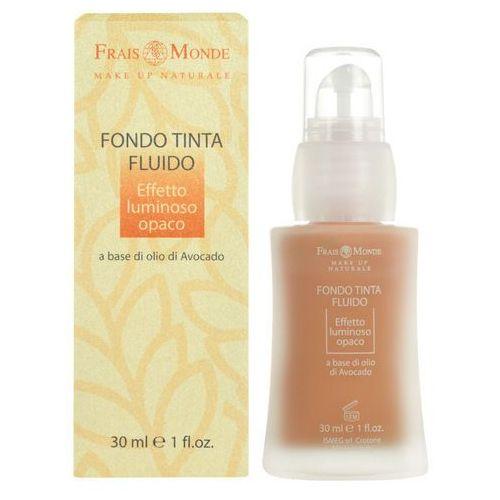Frais Monde Make Up Naturale Fluid Foundation 30ml W Podkład odcień 1