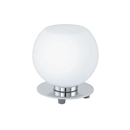 Eglo 90904 - Lampa stołowa BUCCINO 1xE14/40W/230V
