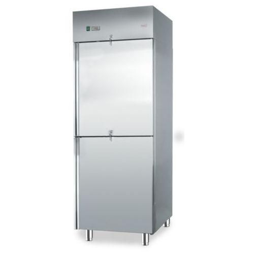 Szafa chłodniczo-mroźnicza 2x350 l, 700x860x2000 mm | DORA METAL, DM-92110