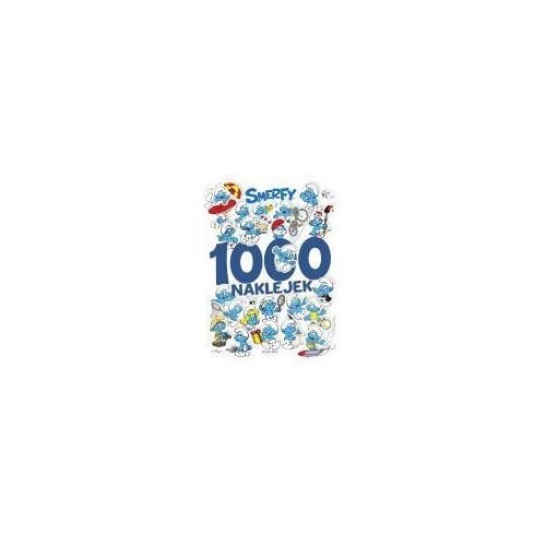 Smerfy 1000 naklejek - Jeśli zamówisz do 14:00, wyślemy tego samego dnia. Darmowa dostawa, już od 300 zł., Egmont. Najniższe ceny, najlepsze promocje w sklepach, opinie.