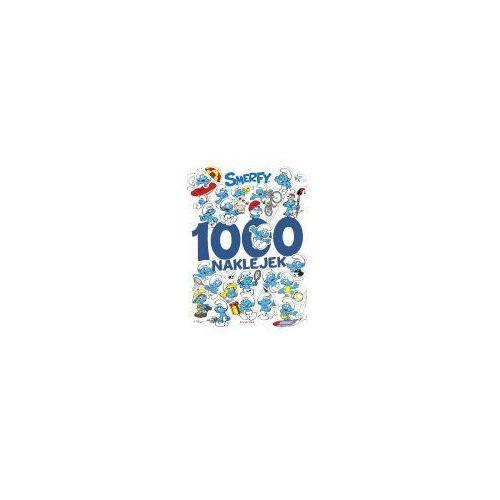 Smerfy 1000 naklejek - Jeśli zamówisz do 14:00, wyślemy tego samego dnia. Darmowa dostawa, już od 300 zł., Egmont