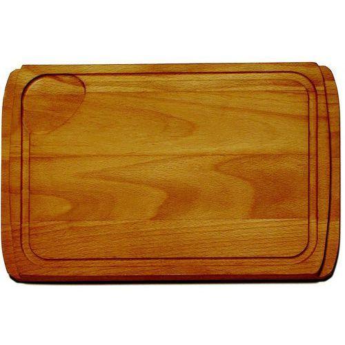 Deska do krojenia ALVEUS Drewno bukowe