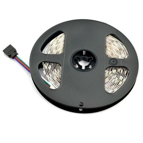 Pasek LED SMD5050 IP20 14,4W, 60 diod/m, 10mm, RGB - 5m