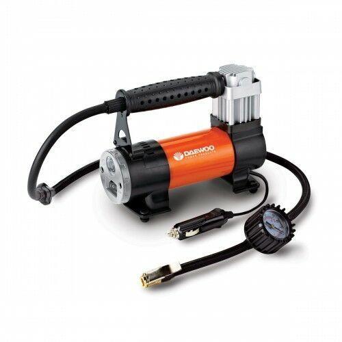 Kompresor samochodowy sprężarka pompka dw 75l 50 l/min marki Daewoo